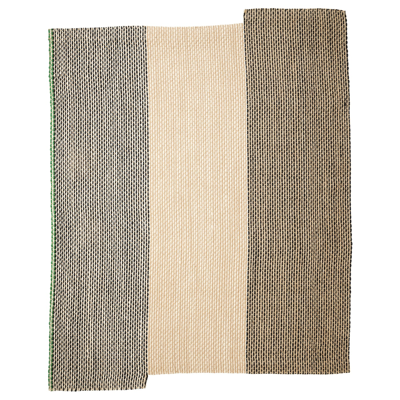 IKEA SATTRUP rug, flatwoven Easy to vacuum thanks to its flat surface.