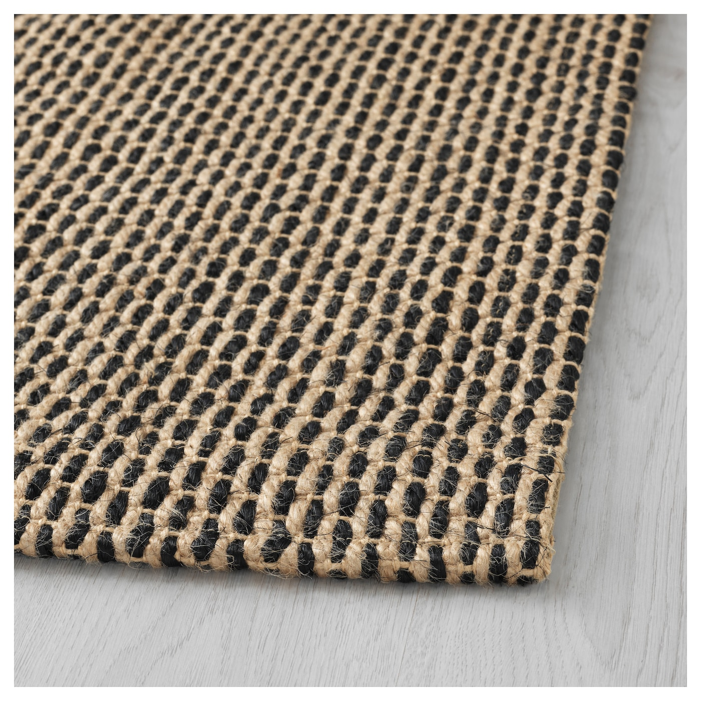 Ikea Sattrup Rug Flatwoven Easy To Vacuum Thanks Its Flat Surface