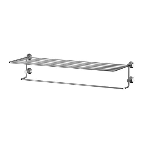 SÄVERN Towel hanger/shelf IKEA