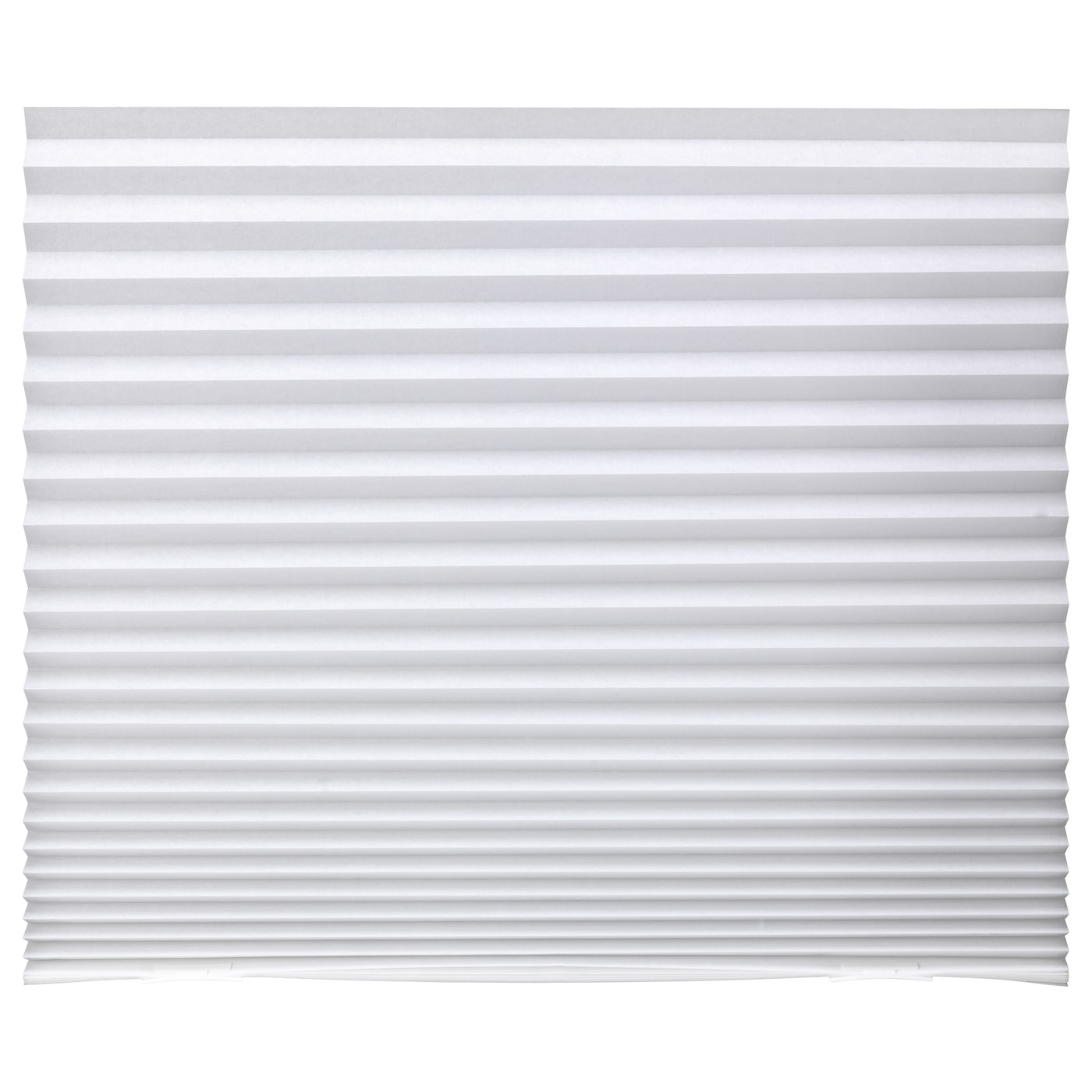 Schottis pleated blind white 90x190 cm ikea for Pleated shades ikea