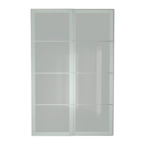 SEKKEN Pair of sliding doors IKEA 10 year guarantee. Read about the ...