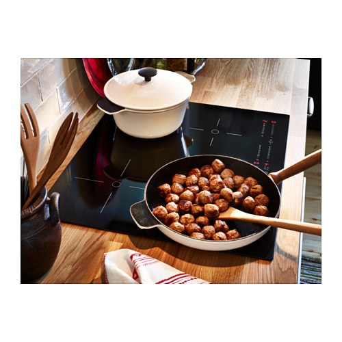 IKEA SENIOR frying pan 25 year guarantee. Read about the terms in the guarantee brochure.