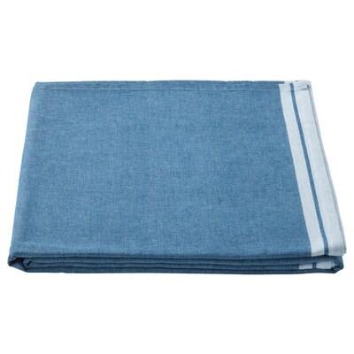 SEVÄRD tablecloth dark blue 240 cm 145 cm