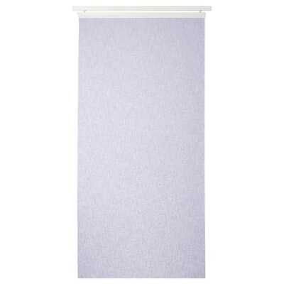 SIGNILD Panel curtain, lilac, 60x300 cm