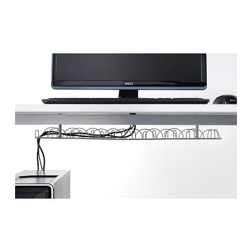signum cable trunking horizontal silver colour 70 cm ikea. Black Bedroom Furniture Sets. Home Design Ideas