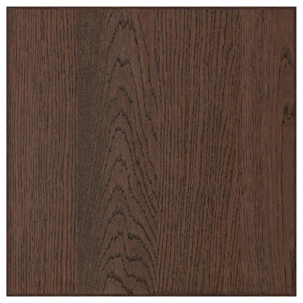 SINARP Door, brown, 40x40 cm