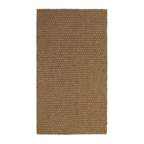 SINDAL Door mat IKEA Easy to keep clean - just vacuum or shake the rug.