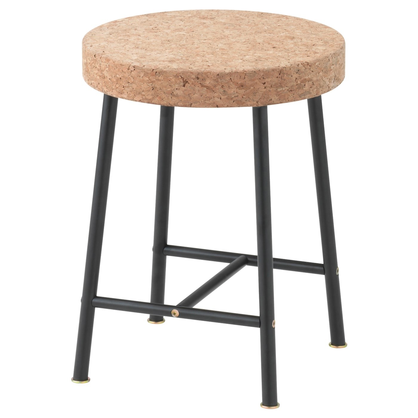 IKEA SINNERLIG stool Cork is a natural material giving variations in colour and appearance.