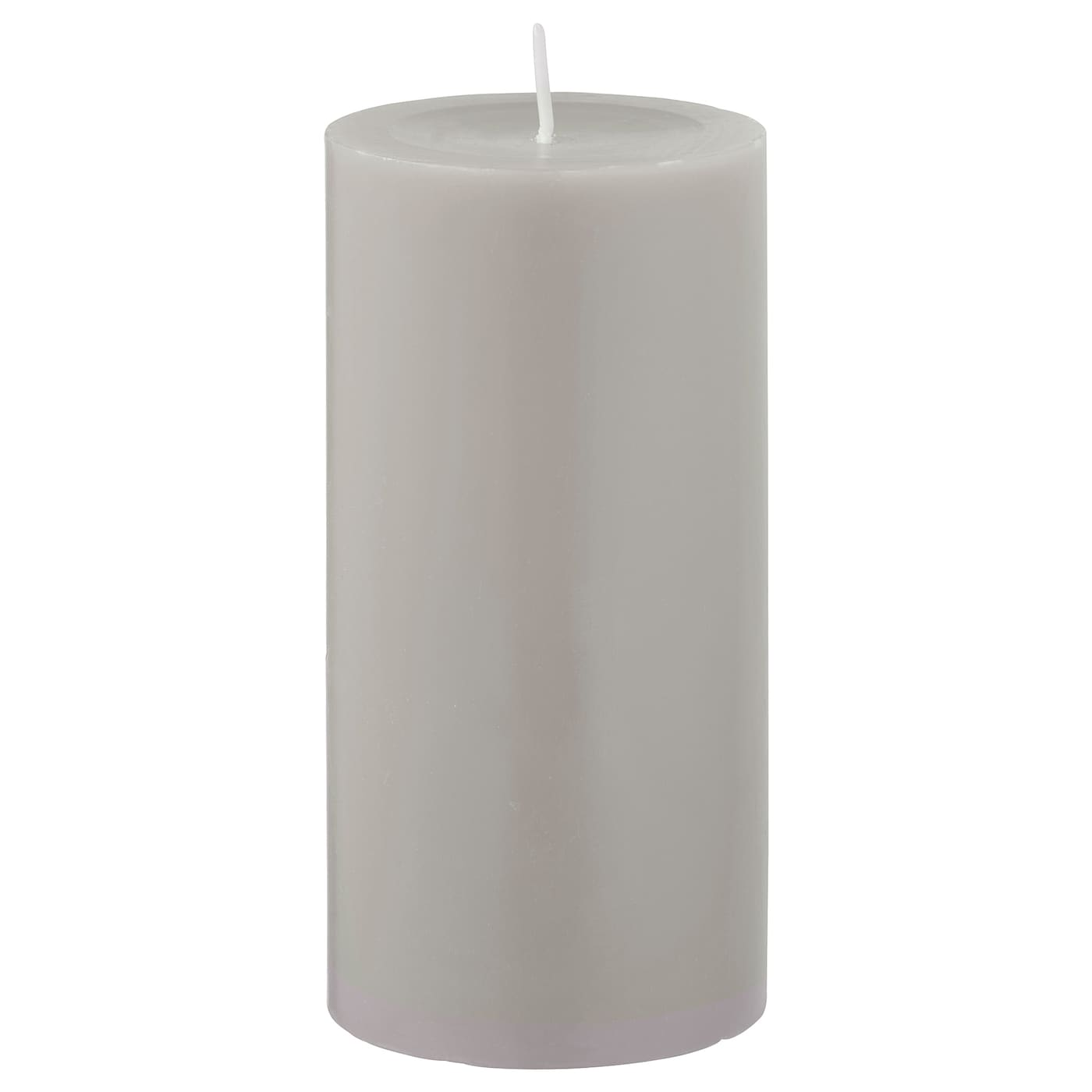 IKEA SINNLIG scented block candle Spicy scent of nutmeg, cinnamon and vanilla.