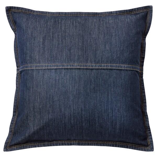 SISSIL Cushion cover, blue, 65x65 cm