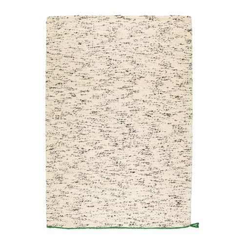 Carrelage Design tapis shaggy ikea : IKEA SJu00d6SLEV rug, flatwoven Handwoven by skilled craftspeople, and ...