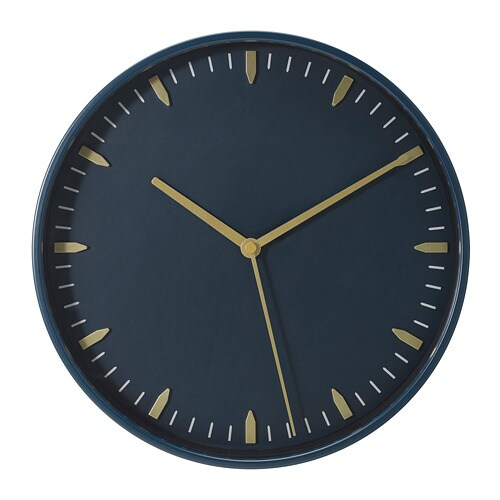 bcb2f0fc3e8 IKEA SKÄRIG wall clock Highly accurate at keeping time as it is fitted with  a quartz