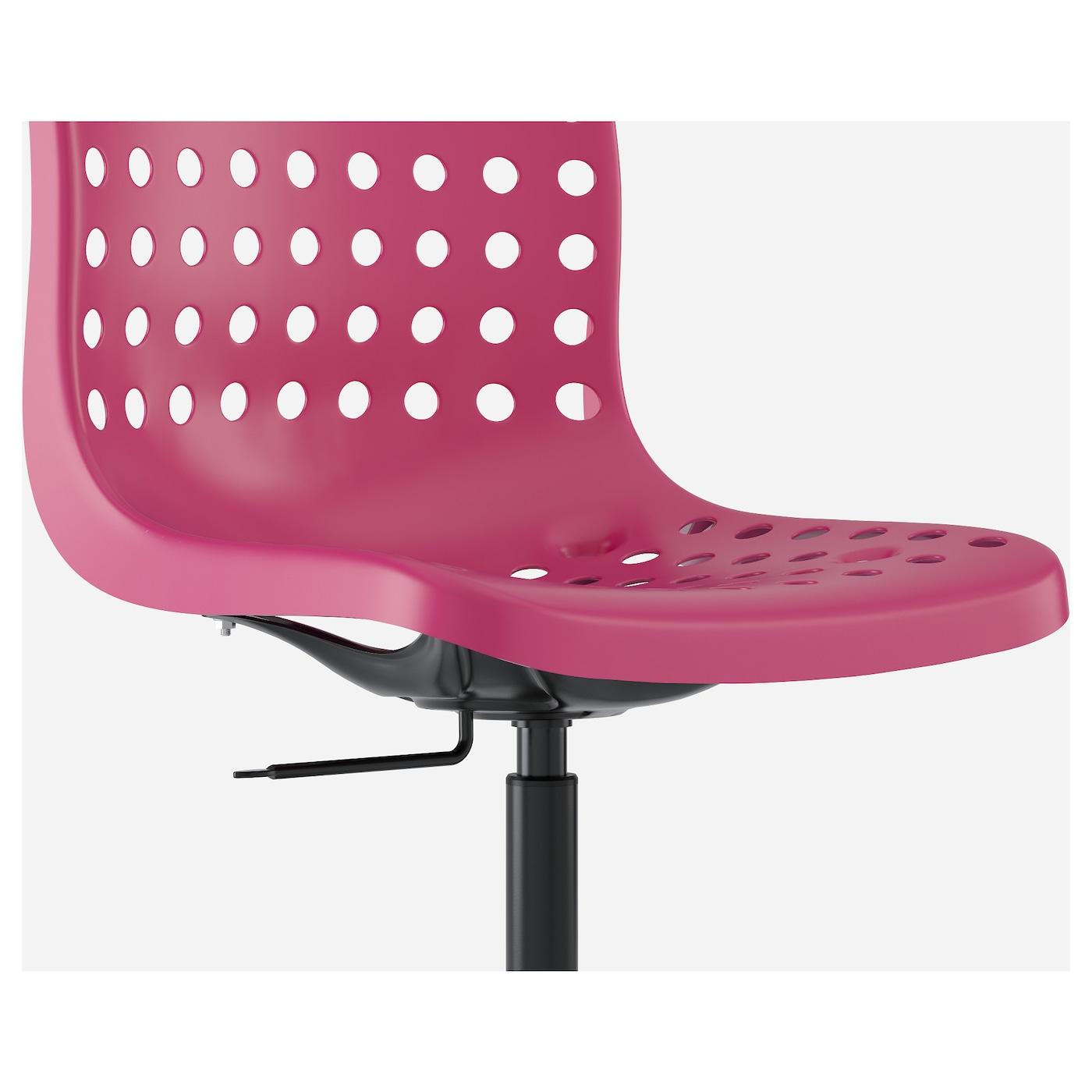 Leisure Modern Purple Leather Swivel Salon Chair With  : skC3A5lberg sporren swivel chair pink black0399466pe563499s5 from tolkienacrossthewater.com size 2000 x 2000 jpeg 230kB