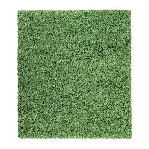 SKÅRUP Rug, high pile IKEA Long-fibre wool is extra durable, minimises shedding and gives the rug a natural sheen.