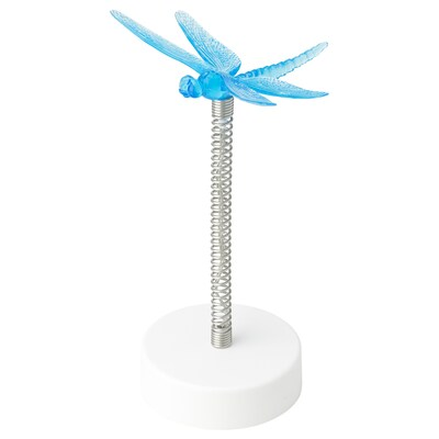 SKINA LED table lamp, battery-operated/dragonfly
