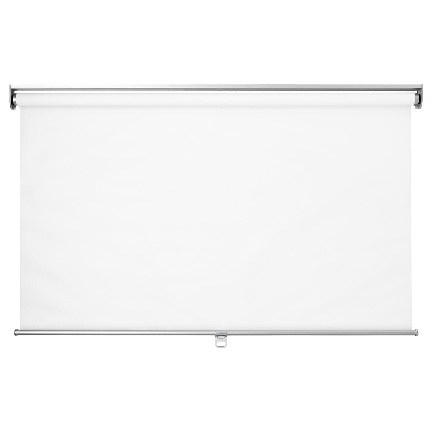 SKOGSKLVER Roller blind White 100x195 cm IKEA