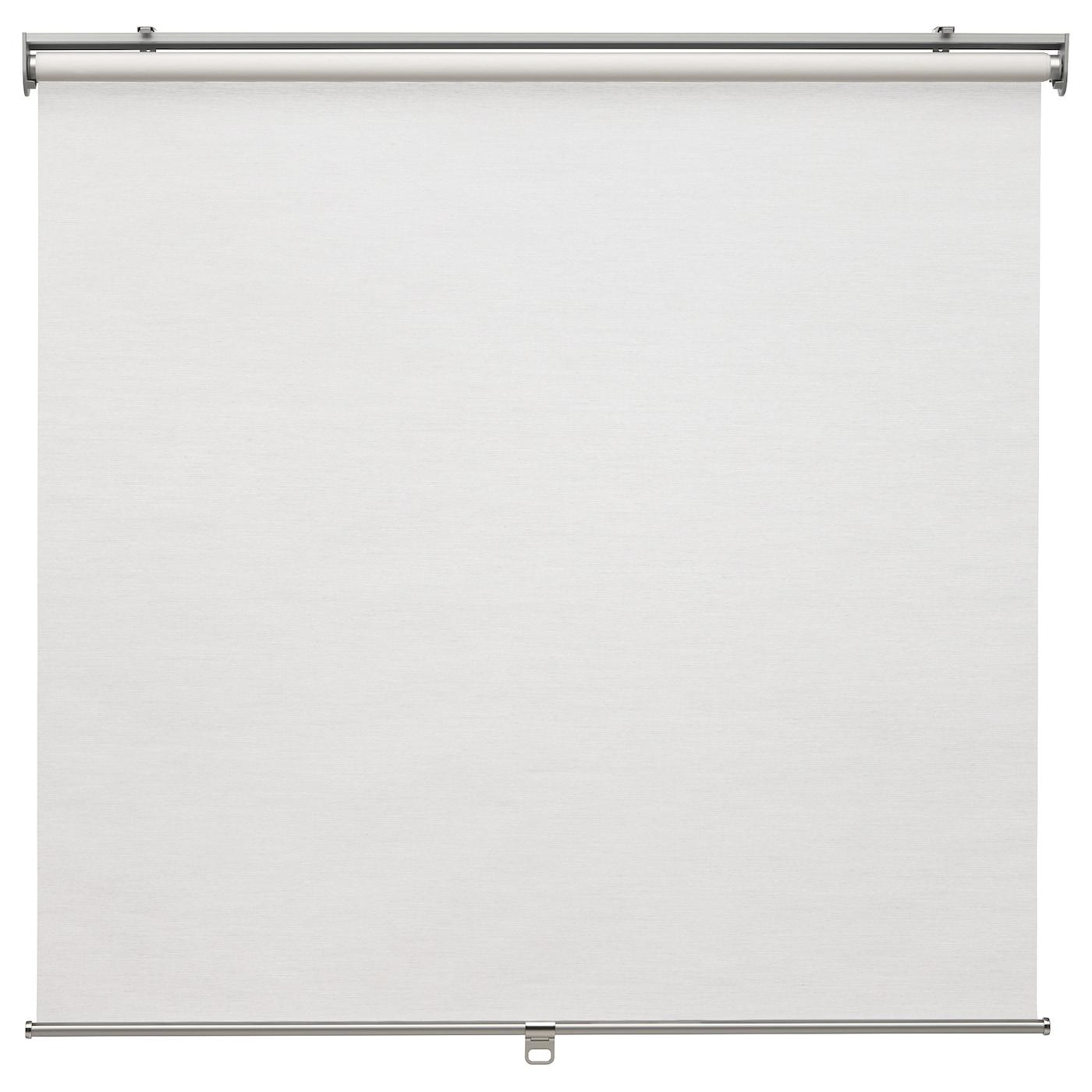 Skogsklöver Roller Blind White 100 X 195 Cm Ikea