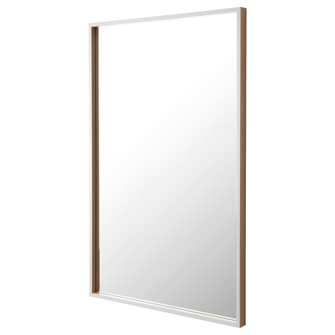 Wall mirrors wall mirrors with shelves ikea for Miroir 50x80