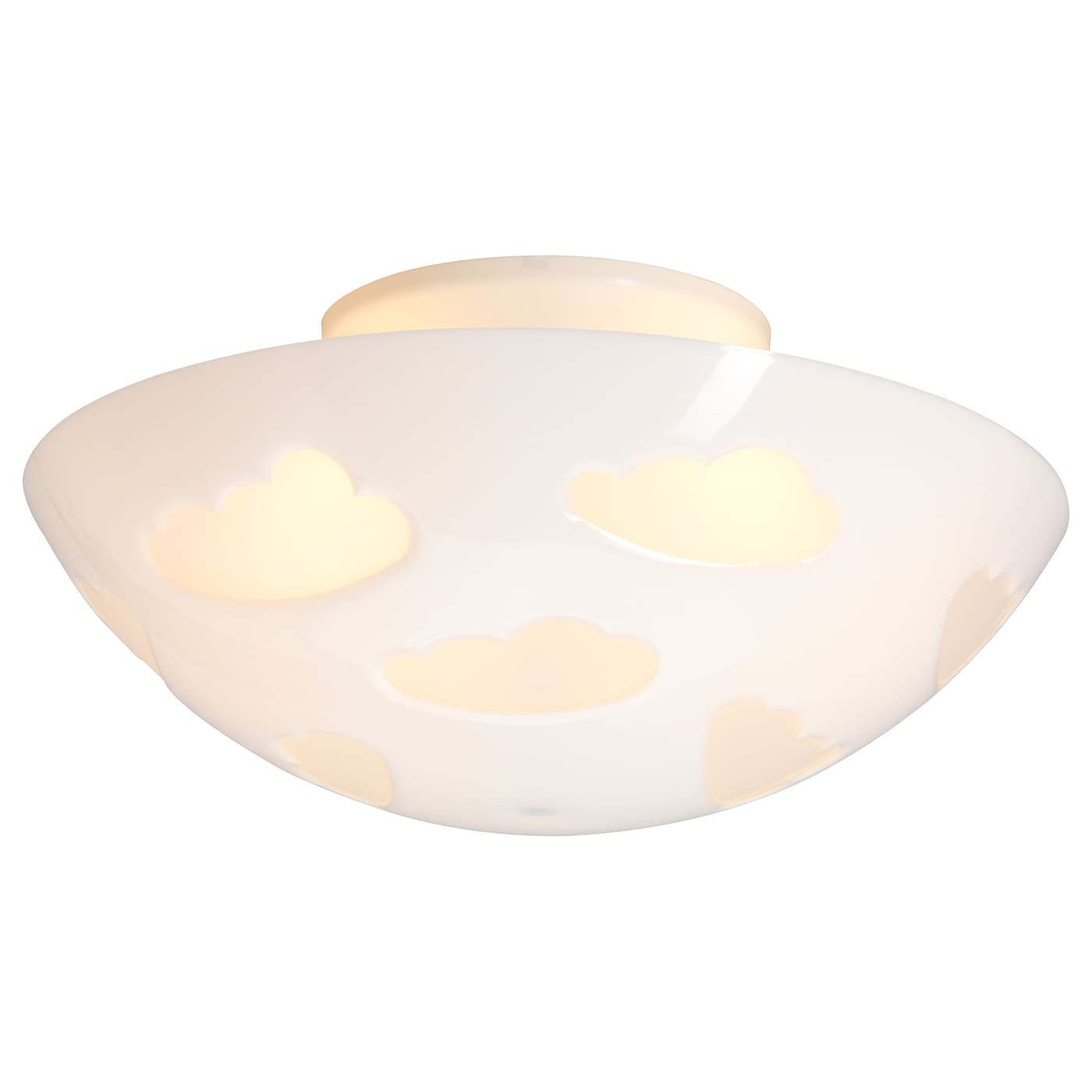 SKOJIG Ceiling Lamp White