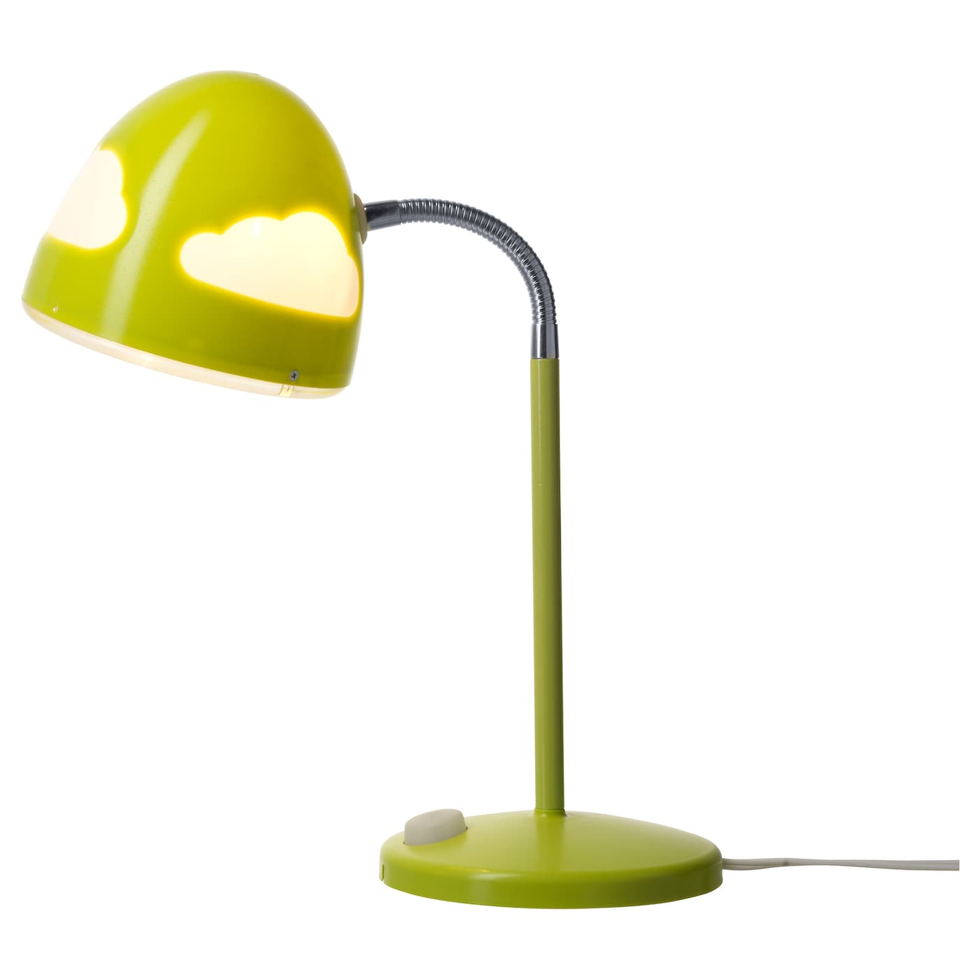 Nursery lighting night lights kids lamps ikea ikea skojig work lamp safety tested and tamper proof to protect little fingers geotapseo Images