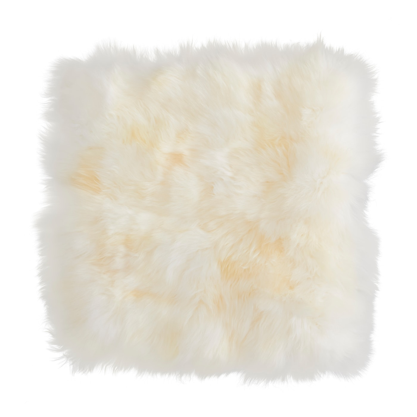 Skold cushion cover sheepskin white 50x50 cm ikea - Coussin fourrure ikea ...