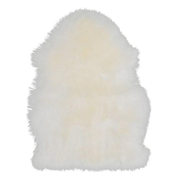 SKOLD sheepskin white 60 cm 5 cm 44 cm 0.21 m²