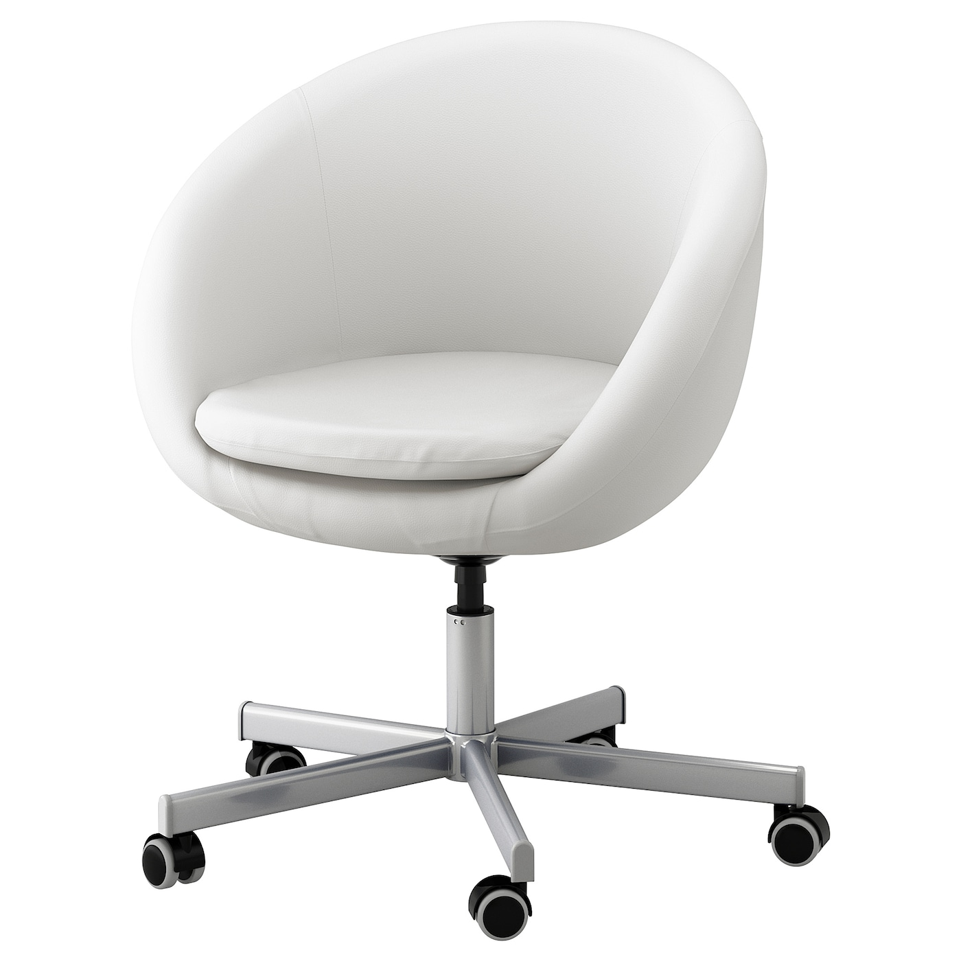 the vissle is gb ikea adjustable sit en green office stools products seating benches white sporren since rfj chair ll chairs height light swivel you comfortably in