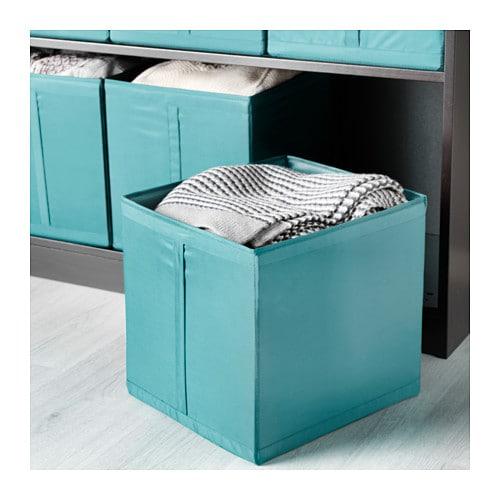 skubb box light blue 31x34x33 cm ikea. Black Bedroom Furniture Sets. Home Design Ideas