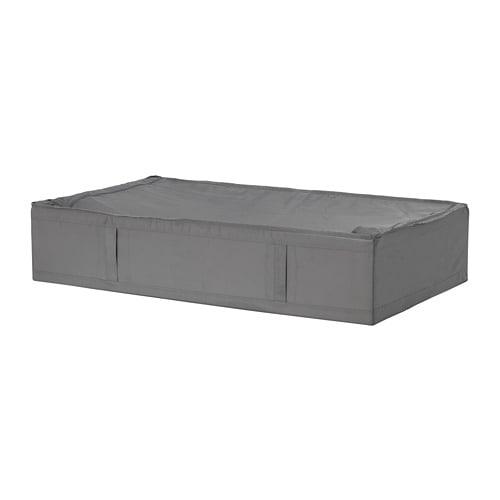 skubb storage case dark grey 93x55x19 cm ikea. Black Bedroom Furniture Sets. Home Design Ideas