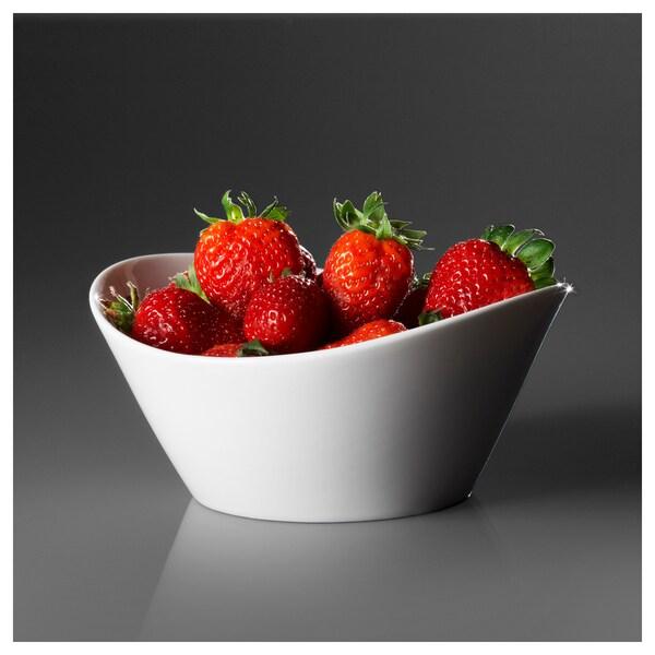 SKYN Serving bowl, white, 16 cm