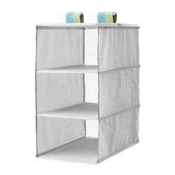 Ikea SlÄkting Storage With 3 Compartments Can Be Folded To Save E When Not In Use