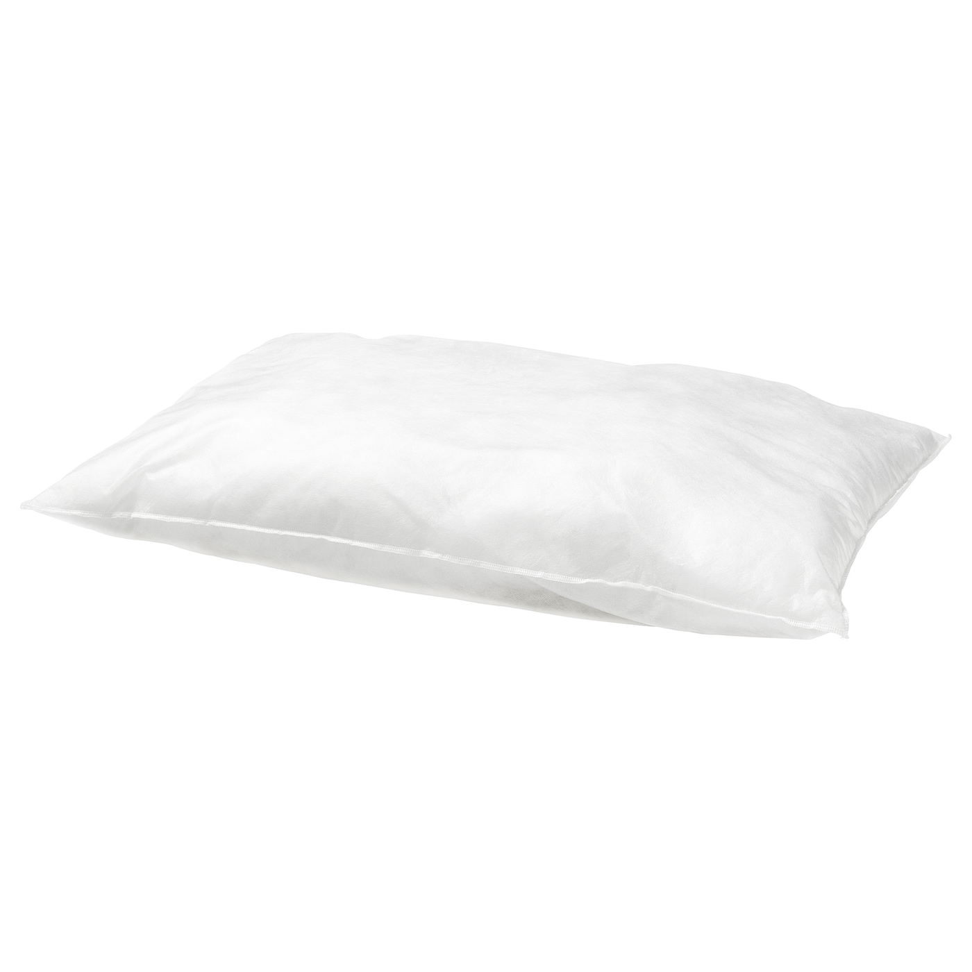 IKEA SLÅN pillow, softer A soft, easy-care pillow with polypropylene fabric and polyester filling.