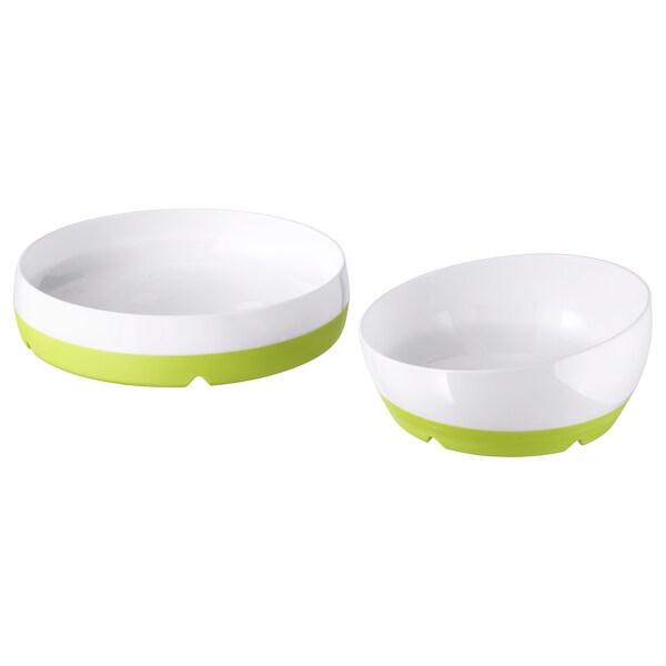 SMÅGLI Plate/bowl