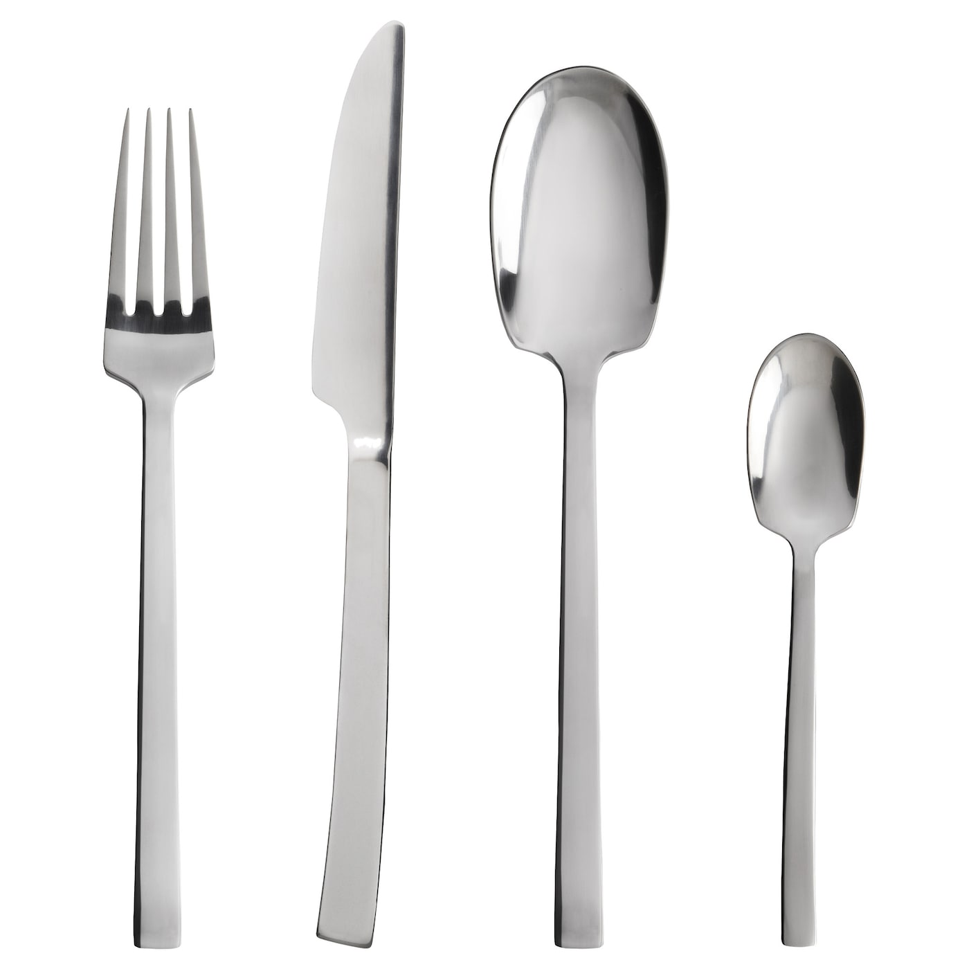 IKEA SMAKGLAD 24-piece cutlery set