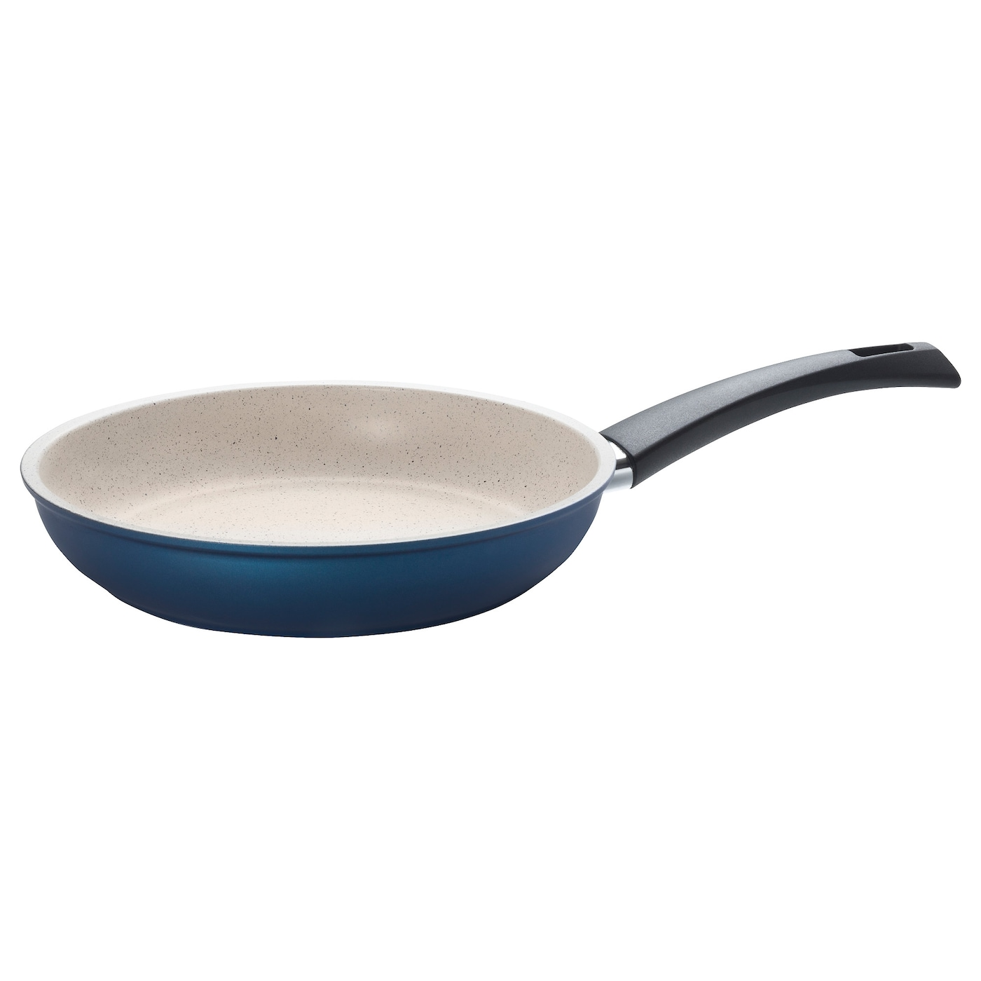 IKEA SMAKSÄTTA frying pan The pan has a rounded interior, which makes stirring and beating easy.