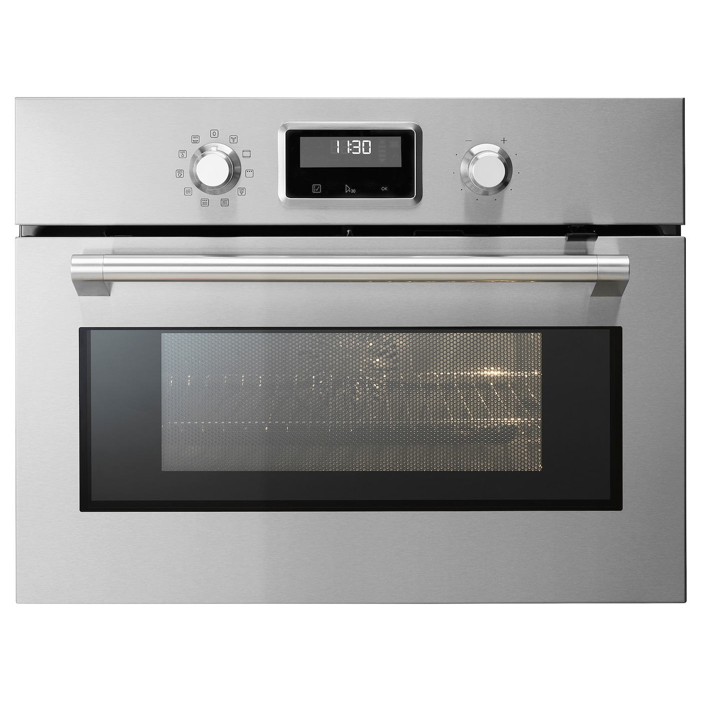 IKEA SMAKSAK microwave combi with forced air