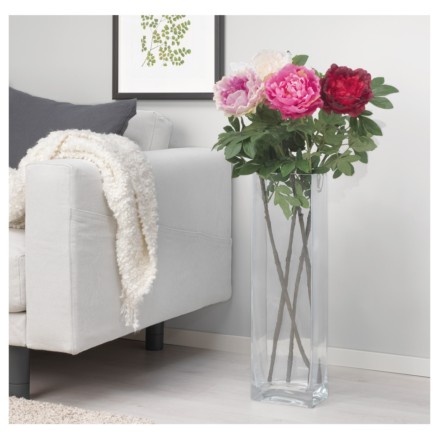 Ikea Smycka Artificial Flower The Stem Can Be Shortened By Means Of Cutting Pliers
