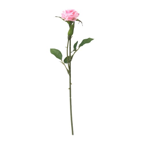 IKEA SMYCKA artificial flower The stem can be shortened by means of cutting pliers.