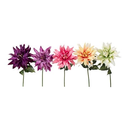 SMYCKA Artificial flower, Dahlia assorted colours