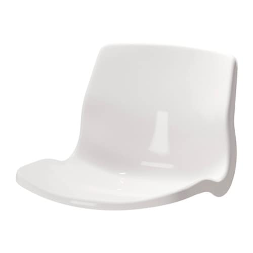 IKEA SNILLE seat shell Durable and easy to clean.