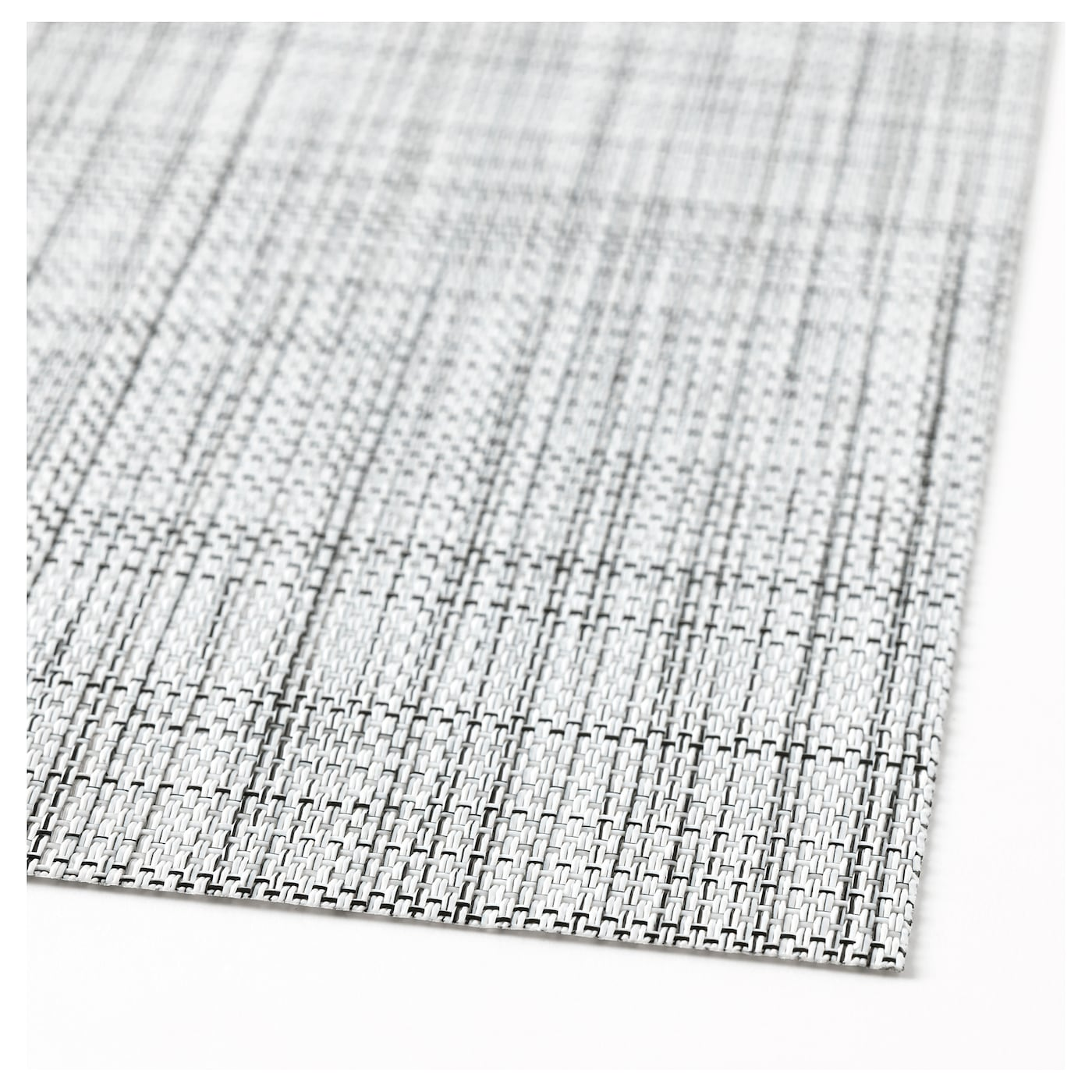 IKEA SNOBBIG place mat Protects the table top surface and reduces noise from glasses and mugs.