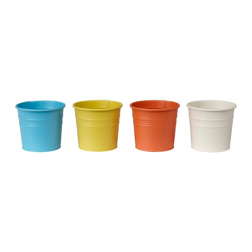 SOCKER Plant pot IKEA