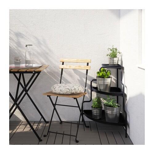 Socker Plant Stand In Outdoor Grey 71 Cm Ikea