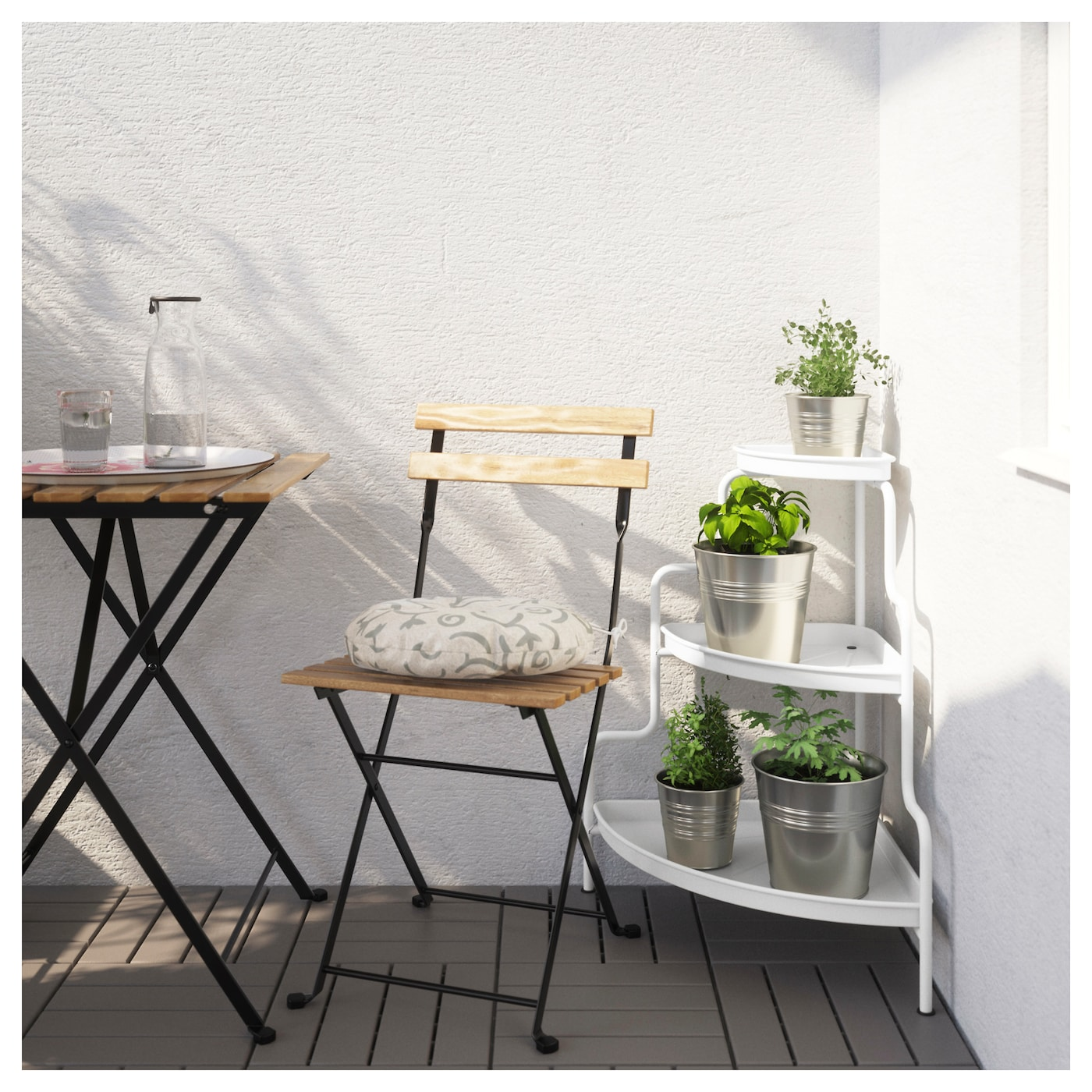 ikea plant stand socker plant stand in outdoor white 71 cm ikea 11799