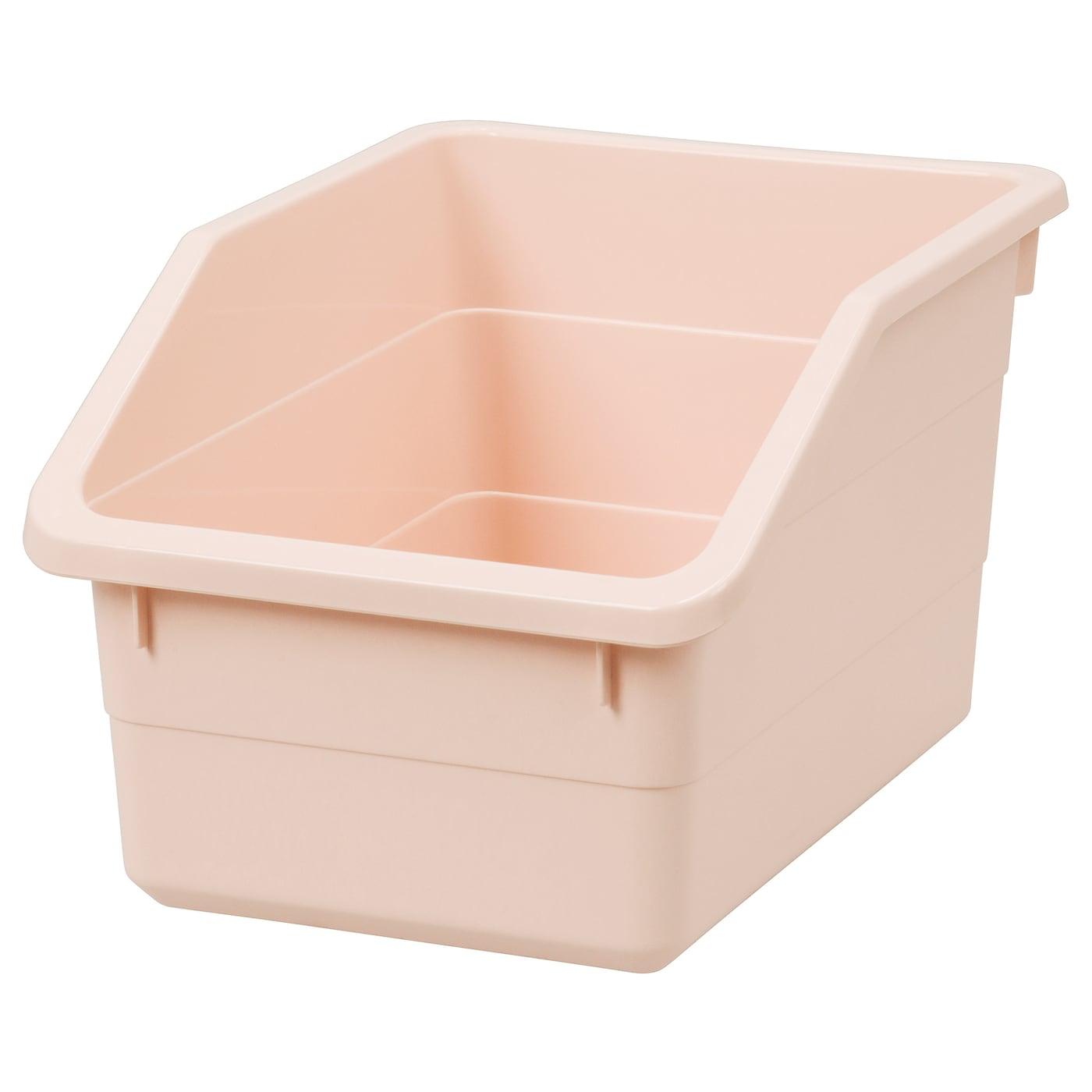 SOCKERBIT pink, Box, 19x26x15 cm