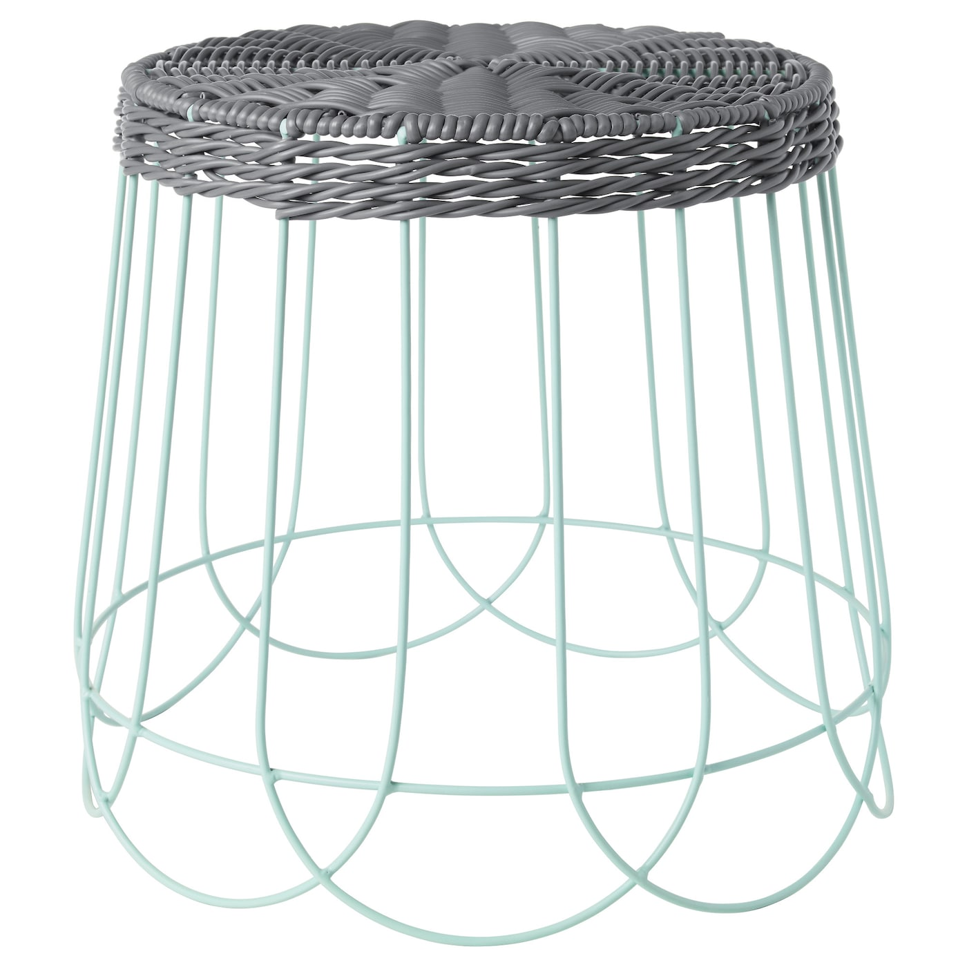 IKEA SOLROSFRÖ plant stand