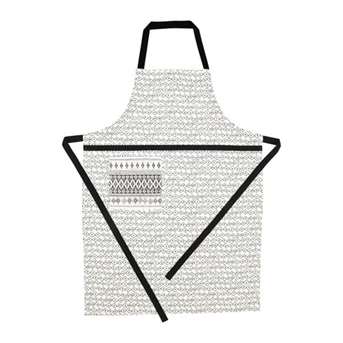 IKEA SOMMAR 2017 apron The neck-band can be adjusted to fit everybody.