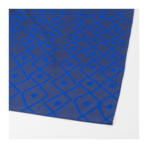 sommar 2017 picnic blanket blue 200x200 cm ikea. Black Bedroom Furniture Sets. Home Design Ideas