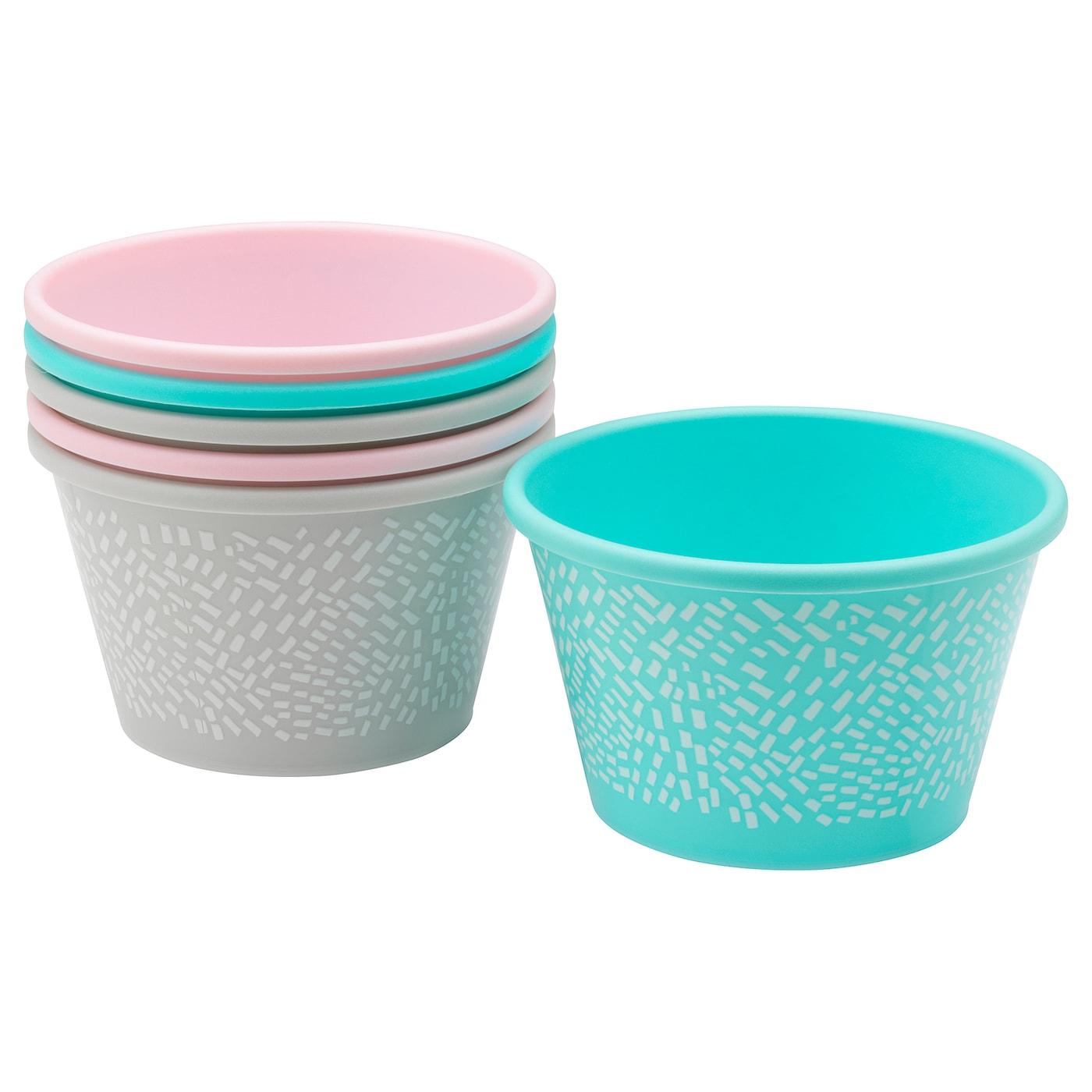 sommar 2018 bowl multicolour 13 cm ikea. Black Bedroom Furniture Sets. Home Design Ideas