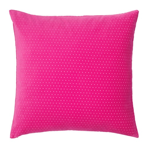 sommar 2018 cushion cover pink 50x50 cm ikea. Black Bedroom Furniture Sets. Home Design Ideas